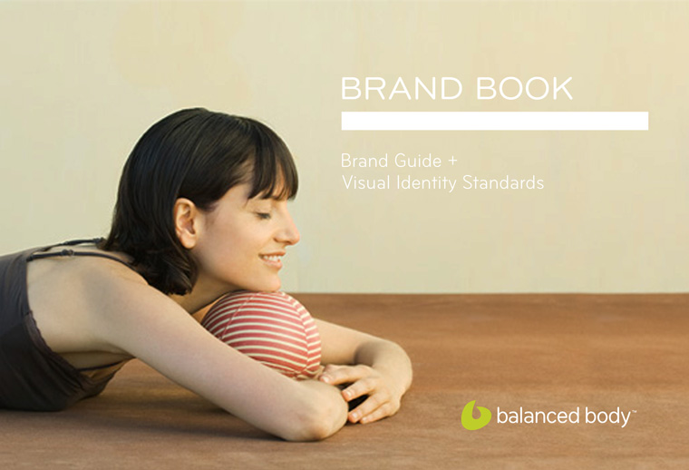Balanced Body brand book cover