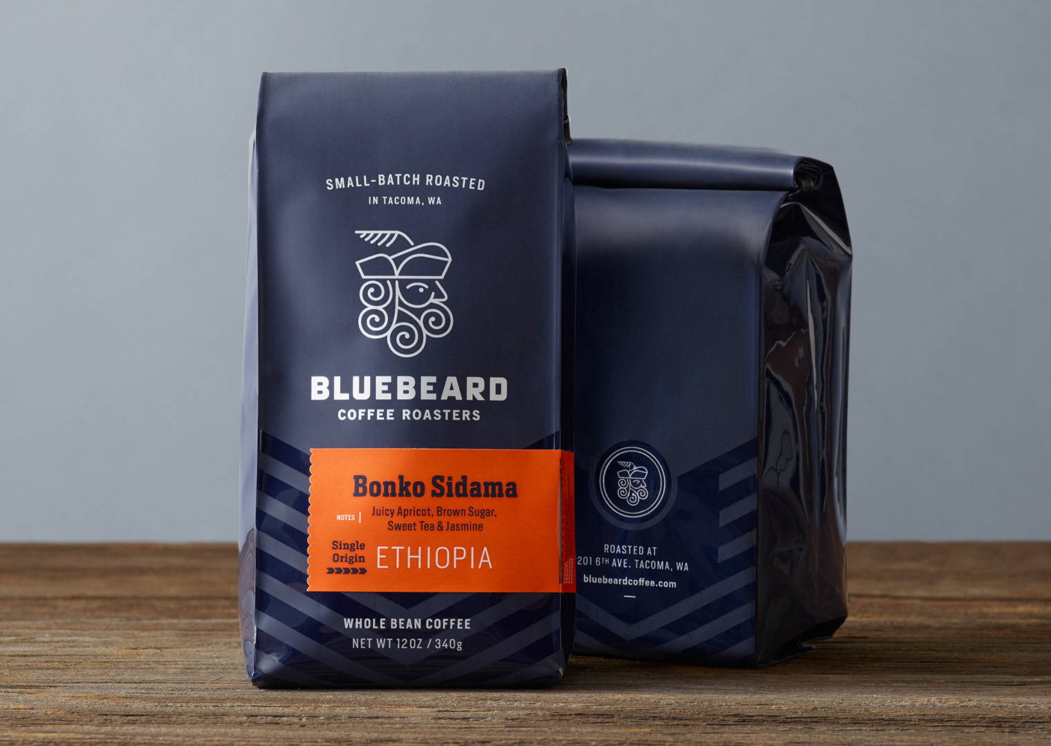 Bluebeard Coffee Roasters 12oz bag