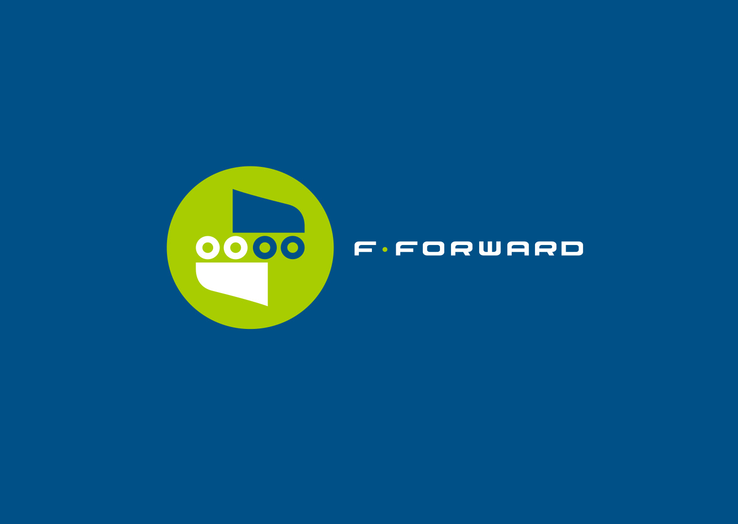 F-forward logo